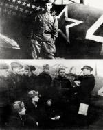 Asisbiz Lavochkin La 7 156IAP 215IAD White 49 SnrLt Mikail M Zelenkin or Zelyonkin April 1945 01