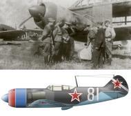 Asisbiz Lavochkin La 7 2GvIAP 322IAD White 81 Smerdyna Poland early 1945 0A