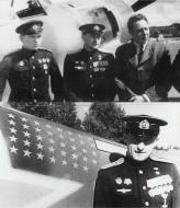 Asisbiz Lavochkin La 7 4GvIAP White 70 with Lt Col Vasilii Golubev commander 01