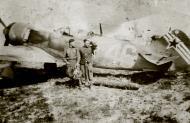Asisbiz Lavochkin La 7 937IAP 322IAD Silver 46 at Prague Kbely 1945 01