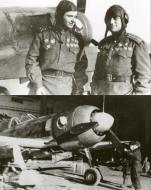 Asisbiz Lavochkin La 7 9GvIAP White 24 Maj Sultan Amet Khan in East Prussia Dec 1944 02