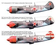 Asisbiz Profiles of some of the Soviet aces who flew the Lavochkin La 7 0A