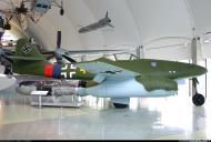 Asisbiz A Museum Me 262A1a 3.JG7 Yellow 4 WNr 1124850 01