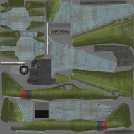 Asisbiz IL2 AS Me 262A1a 3.JG7 Yellow 4 WNr 112372 Germany 1945 NM