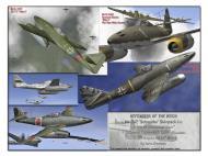 Asisbiz IL2 AS Me 262A1a 3.JG7 Yellow 4 WNr 112372 Germany 1945 V0A
