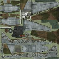 Asisbiz IL2 HS Me 262A1a 1.JG7 White 2 Erich Hohagen Germany 1945 NM