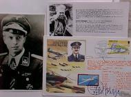Asisbiz IL2 HS Me 262A1a 1.JG7 White 2 Erich Hohagen Germany 1945 V0A