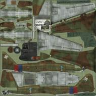 Asisbiz IL2 HS Me 262A1a Stab JG7 (+Green 3 Germany 1944 SNM