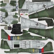 Asisbiz IL2 JA Me 262A1a 9.JG7 (Y5+I) WNr 110007 Germany 1945