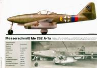 Asisbiz Messerschmitt Me 262A1a 3.JG7 Yellow 8 WNr 112365 Germany 1945 0B