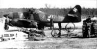 Asisbiz Messerschmitt Me 262A1a Stab III.JG7 ((+I Blue 1 Rudolf Sinner Parchim Mar 1945 01