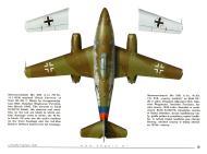Asisbiz Messerschmitt Me 262A1a Stab III.JG7 Gunther Wegmann WNr 111918 Parchim Germany March 1945 0B