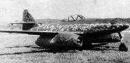 Asisbiz Messerschmitt Me 262A1aR1 7.JG7 (W3+I) Hans Guido Mutke WNr 500071 Zurich Dubendorf Germany Apr 25th 1945 04