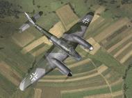 Asisbiz IL2 PG Me 410B 5.(F)121 (7A+AN) Denmark 1945 V11