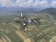 Asisbiz IL2 PG Me 410B 5.(F)121 (7A+AN) Denmark 1945 V12
