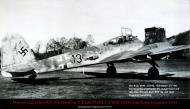 Asisbiz Messerschmitt Me 410A1 Hornisse 2.Ekdo25 Black 13 WNr 10241 Luneburg 1943 01