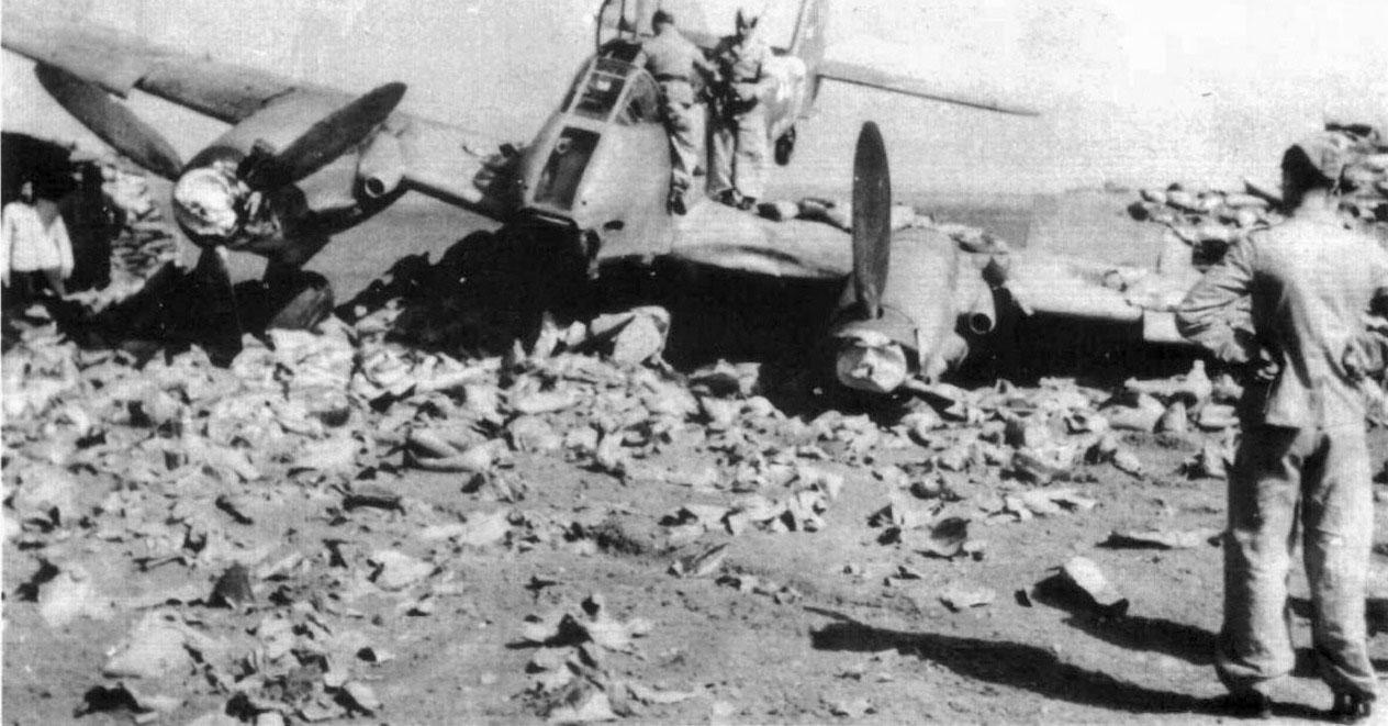 Messerschmitt Me 410A Hornisse 9.KG1 (2N+LT) Sicily 1943 01