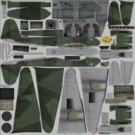 Asisbiz IL2 BE Me 410A1 Hornisse 1.KG51 (9K+HH) Illesheim 1943 NM