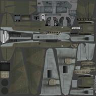 IL2 SL Me 410A Hornet 1.KG51 (9K+HH) France 1944 NM