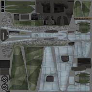 Asisbiz IL2 VP Me 210C Hornet 9.ZG1 (6U+NT) Germany 1944 NM