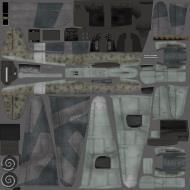 Asisbiz IL2 VP Me 410A Hornet 2.ZG26 ((+ Eduard Tratt Germany 1944 NM
