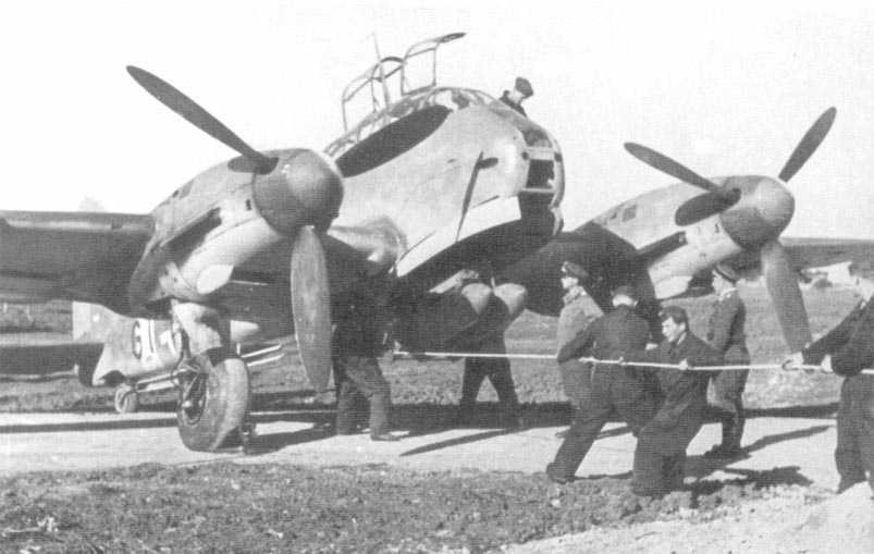 Messerschmitt Me 210A Hornisse 04