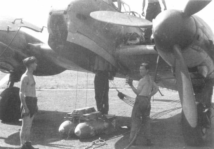 Messerschmitt Me 210A Hornisse 05