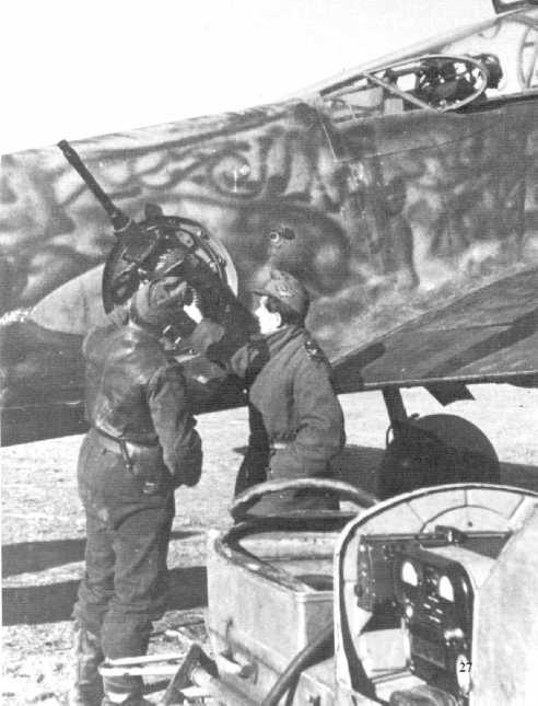 Messerschmitt Me 210C Hornisse 01