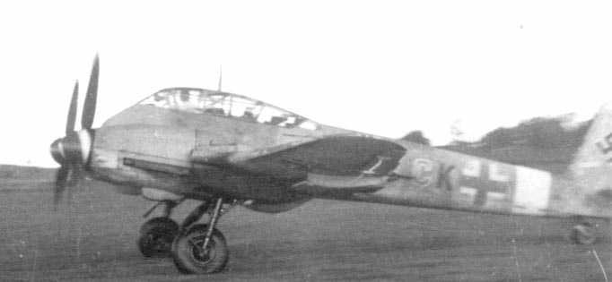 Messerschmitt Me 410 Hornisse (CK+ ) 01
