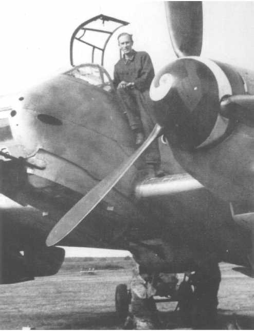 Messerschmitt Me 410 Hornisse 05