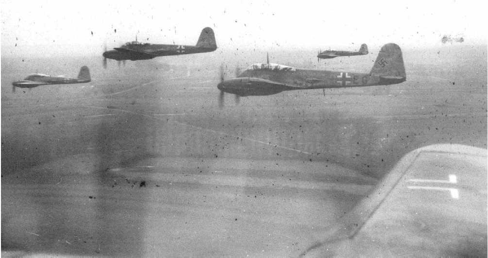 Messerschmitt Me 410 Hornisse 14