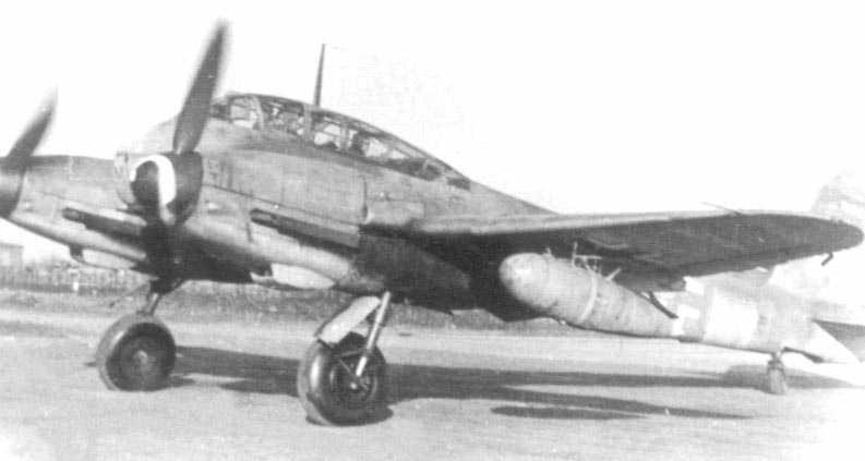 Messerschmitt Me 410A Hornisse 03