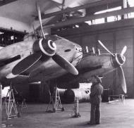 Asisbiz Messerschmitt Me 410B6 Hornisse captured with FuG200 radar 1944 02