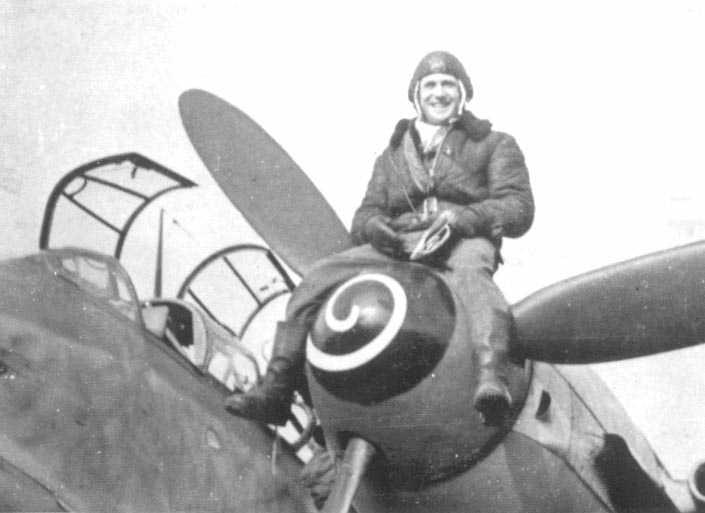 Messerschmitt Me 210C Hornisse RHAF 2.102 (Z0+99) Hungary 1944 04