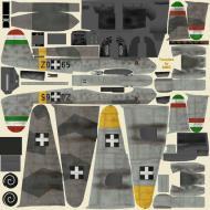 Asisbiz IL2 IM Me 210C Hornet RHAF 102.1 (Z0+65) Hungary 1944