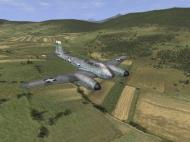 Asisbiz IL2 VP Me 210C Hornet RHAF 102.2 (Z0+99) Hungary 1944 V01