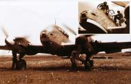 Asisbiz Messerschmitt Me 210C Hornisse RHAF 102 (Z0+06) Hungary 1944 01