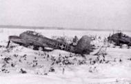 Asisbiz Messerschmitt Me 210C Hornisse RHAF 2.102 (Z1+12) Hungary 1944 01