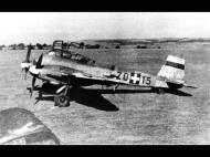 Asisbiz Messerschmitt Me 210Ca 1 Hornisse RHAF 1.102 (Z0+15) Hungary 1944 01