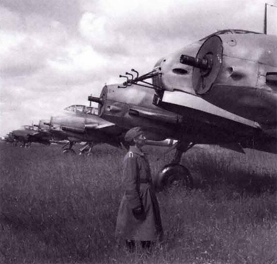 Messerschmitt Me 410B6 Hornisse captured 80 Seenotstaffel Denmark 1945 02
