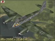 Asisbiz IL2 VP Me 210C Hornet 9.ZG1 (6U+NT) Germany 1944 V0A