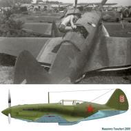 Asisbiz Mikoyan Gurevich MiG 1 31IAP Red 6 Kaunas airfield in Lithuania first days of war 1941 0A