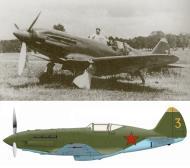 Asisbiz Mikoyan Gurevich MiG 1 31IAP Yellow 3 captured intact Kaunas Lithuania Jun 1941 0A