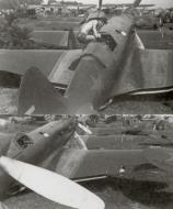 Asisbiz Mikoyan Gurevich MiG 1 31IAP Yellow 5 Kaunas airfield in Lithuania first days of war 1941 01