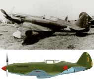 Asisbiz Mikoyan Gurevich MiG 1 unknown unit Yellow 1 at Lithuania early Barbarossa 1941 0A