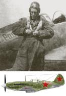 Asisbiz Mikoyan Gurevich MiG 3 148IAP 1Sqn Motherland Cmdr Capt M Nekrasov battle for Kharkov 1942 0A