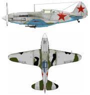 Asisbiz Mikoyan Gurevich MiG 3 148IAP For Stalin flown by pilot Maj Yakov Titayev battle for Kharkov 1942 0A