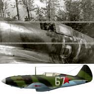 Asisbiz Mikoyan Gurevich MiG 3 14GvIAP White 67 with Ivan Dubovik Leningrad Front 1941 01