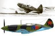 Asisbiz Mikoyan Gurevich MiG 3 162IAD 43IAD Blue 19 Leningrad Front summer 1942 01