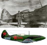 Asisbiz Mikoyan Gurevich MiG 3 172IAP For the Party of Bolsheviks with Nikolai Sheyenko May 1942 01